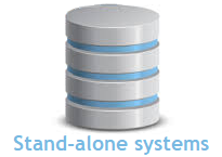 Stand-alone systems
